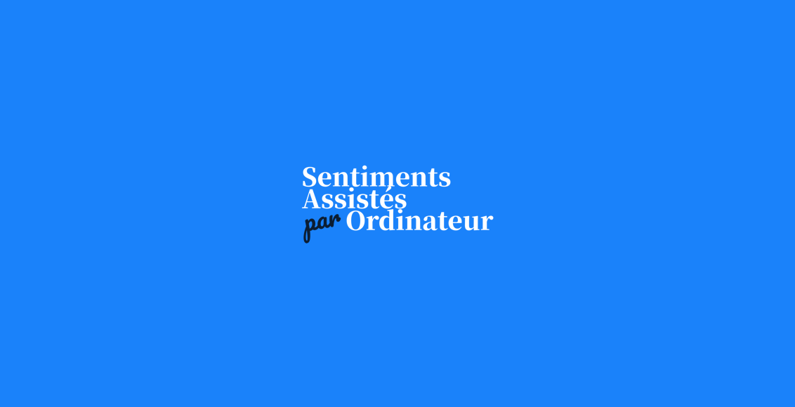 Sentiments Assistés par Ordinateur